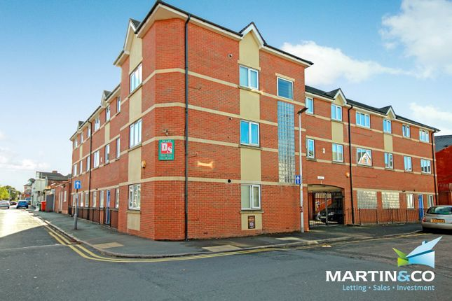 Thumbnail 2 bed flat to rent in Anderson Court, Poplar Road, Bearwood