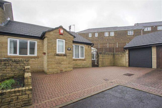Thumbnail Semi-detached bungalow for sale in Ling Park Avenue, Wilsden, West Yorkshire