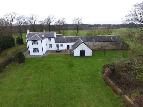 Thumbnail Detached house to rent in Grassyards Road, Fenwick, East Ayrshire, 6Hg
