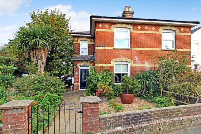 2 bed semi-detached house to rent in Park Road, Burgess Hill RH15