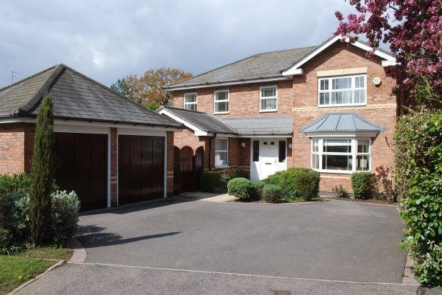 Thumbnail Detached house to rent in Stelle Way, Glenfield