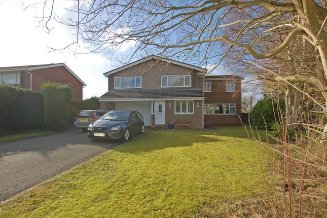 Detached house for sale in Avondale Road, Ponteland, Newcastle Upon Tyne