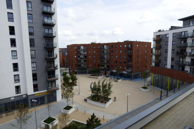 Thumbnail Property to rent in Parker House, Centenary Quay, Southampton