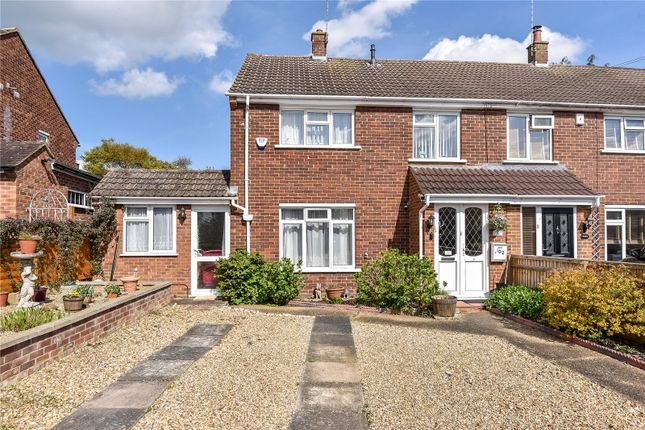Thumbnail Semi-detached house for sale in Wessex Way, Cox Green, Maidenhead, Berkshire