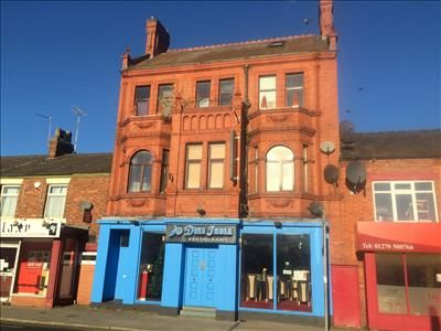 Thumbnail Leisure/hospitality to let in The Bank, 13-15 Nantwich Road, Crewe, Cheshire