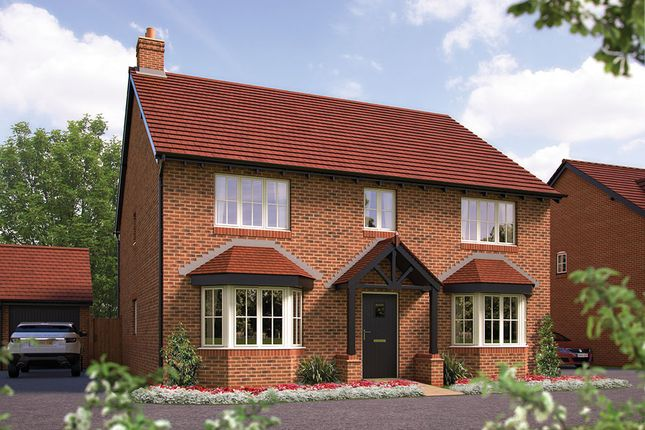 "Thumbnail Detached house for sale in ""The Winchester"" at Harbury Lane, Heathcote, Warwick"