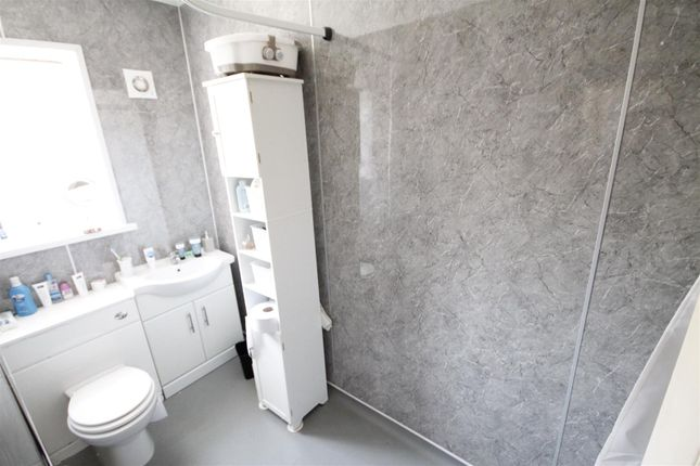 Wet Room of The Bungalows, Esh Winning, County Durham DH7