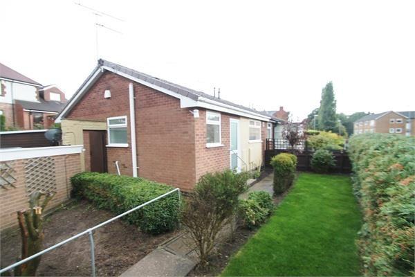 Thumbnail Semi-detached bungalow to rent in Calverton Road, Arnold, Nottingham