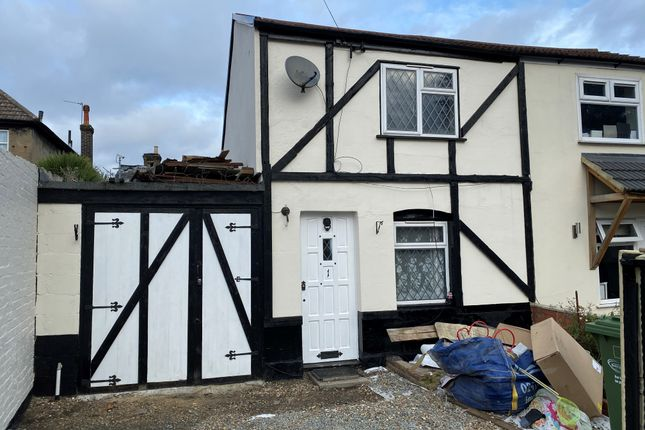 Cottage to rent in Back Lane, Chadwell Heath, Essex