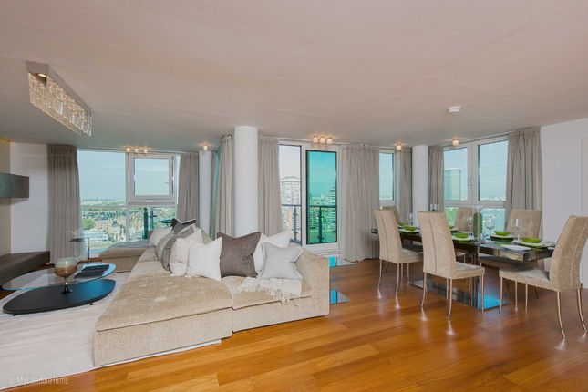 3 bed flat for sale in Kestrel House, St George Wharf, Vauxhall, London