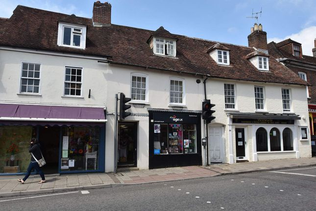 Thumbnail Commercial property for sale in 38/38A East Street, Blandford Forum