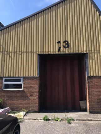 Warehouse to let in Mill Mead Industrial Centre, Mill Mead Road, London