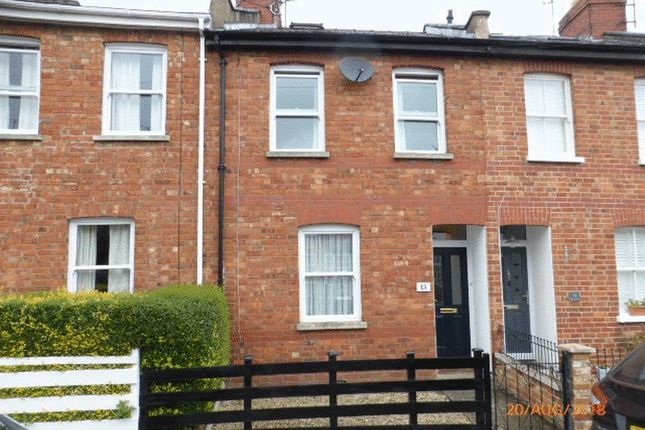 Thumbnail Terraced house to rent in Fairfield Road, Cheltenham