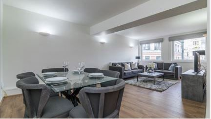 Thumbnail Flat to rent in 21 Luke House, Abbey Orchard Street, Westminster