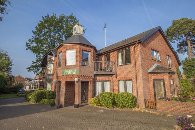 Thumbnail Property for sale in Beech Lodge, Hartford Court, Hartley Wintney