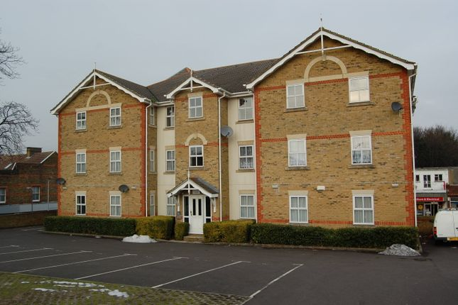 Thumbnail Flat to rent in Wingate Court, Anselm Close, Sittingbourne, Kent
