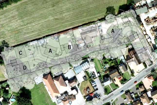 Thumbnail Land for sale in Colchester Road, Wix, Manningtree, Essex