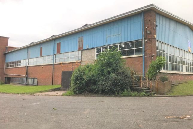 Thumbnail Industrial to let in Challenge Way, Blackburn
