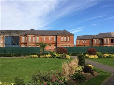 Thumbnail Land for sale in Former Rauceby Hospital, Greylees, Sleaford