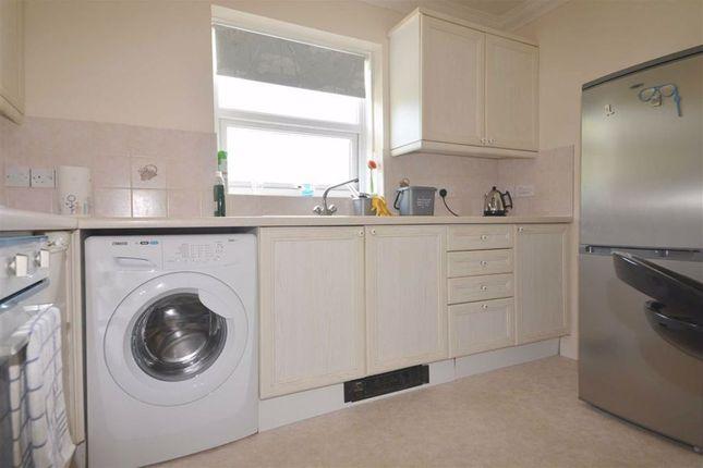 Kitchen of 12, Park Lane Apartments, Tenby, Pembrokshire SA70