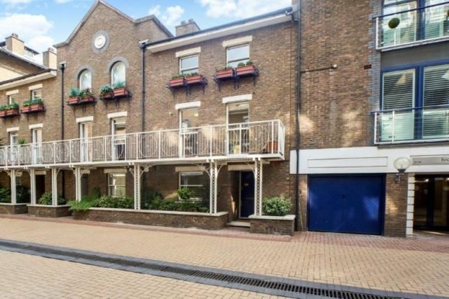 Thumbnail Terraced house for sale in Coral Row, Plantation Wharf, Battersea, London