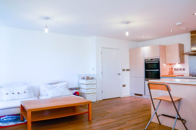 Thumbnail Flat to rent in Rotherhithe Street, Canada Water