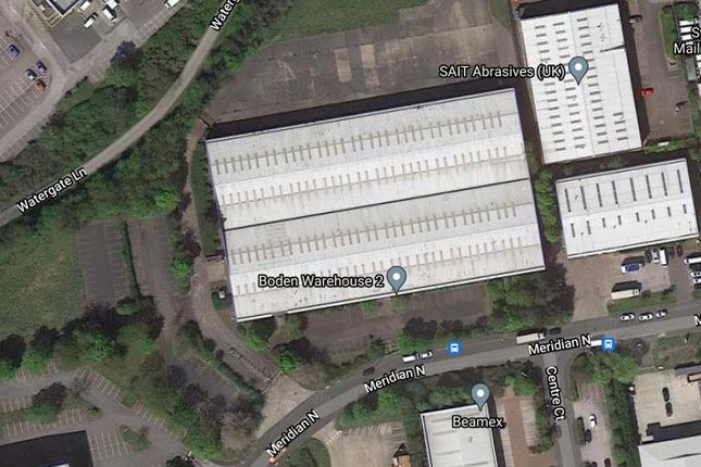 Thumbnail Industrial to let in Unit 19, Unit 19, Meridian North, Leicester
