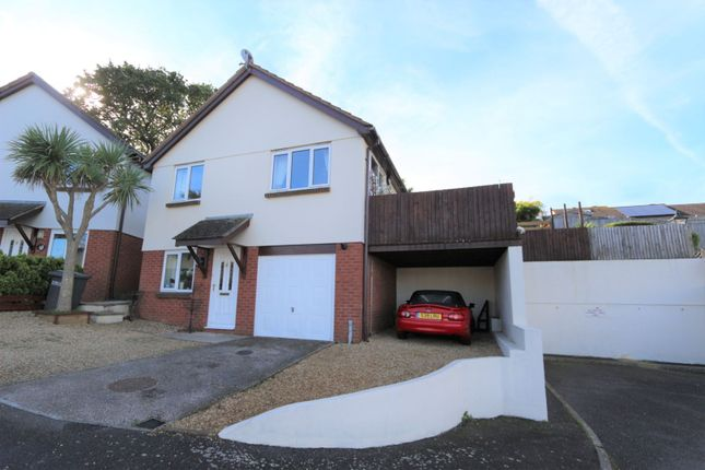 Thumbnail Detached house for sale in Haywain Close, Torquay
