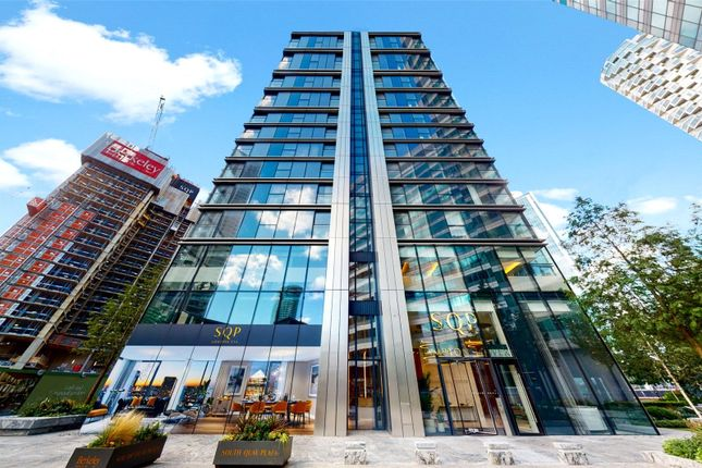 Thumbnail Studio to rent in South Quay Plaza, London