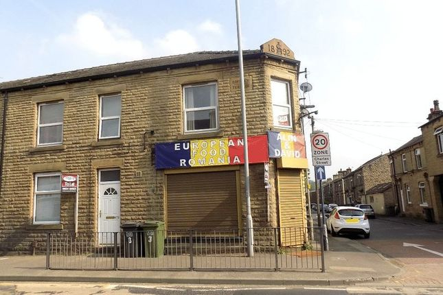 Thumbnail Flat for sale in Halifax Road, Fox View, Staincliffe, Dewsbury