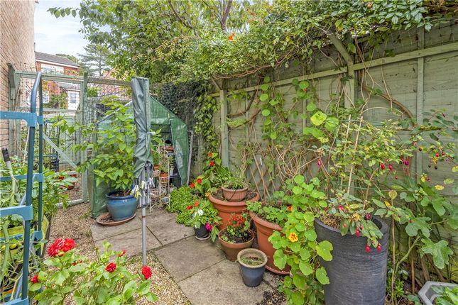 Garden of Queens Walk, Lyme Regis, Dorset DT7