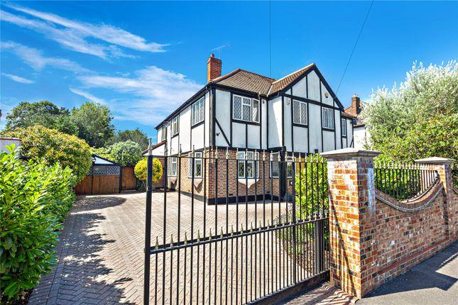 Front View of Elmwood Drive, Bexley, Kent DA5