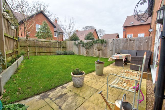 Rear Garden of Drovers Close, Balsall Common, Coventry CV7