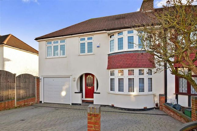 Thumbnail Semi-detached house for sale in Rydal Drive, Bexleyheath, Kent
