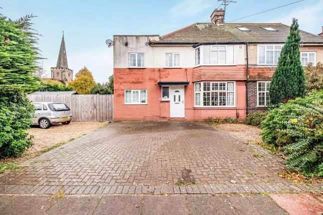 Thumbnail Semi-detached house for sale in Terringes Avenue, Worthing, West Sussex, Na