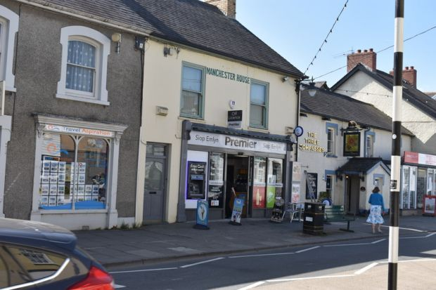 Thumbnail Flat to rent in Cawdor Terrace, Newcastle Emlyn, Carmarthenshire