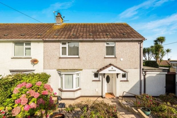 Thumbnail Semi-detached house to rent in Penbeagle Close, St. Ives