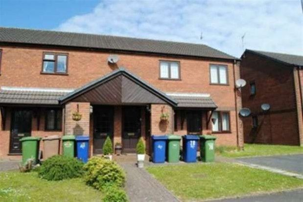 2 bed flat to rent in Greenslade Grove, Cannock WS12