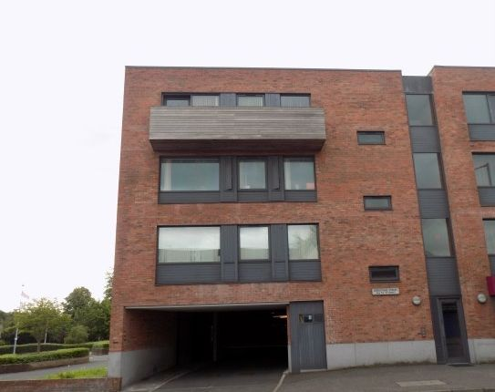 Thumbnail Flat to rent in 47 Manor House, Longstone Street, Lisburn