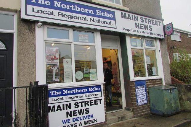 Thumbnail Retail premises for sale in 99 Main Street, Shildon