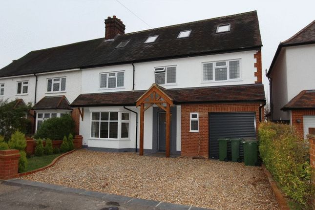 Thumbnail Semi-detached house for sale in Upland Road, Sutton