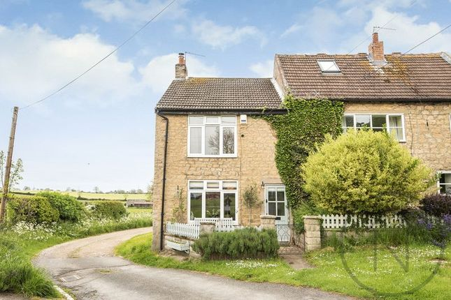 Thumbnail Cottage for sale in The Green, Brafferton Village, Darlington