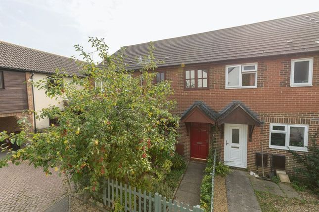 Thumbnail Terraced house for sale in Churchwood Drive, Tangmere, Chichester