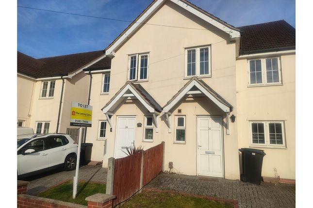 Semi-detached house to rent in Hipley Street, Old Woking, Woking