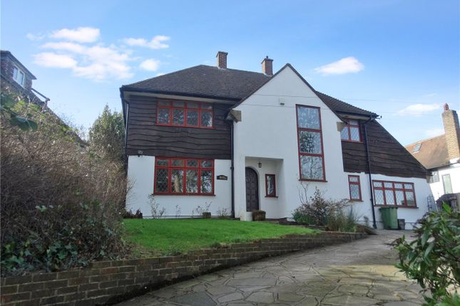 Thumbnail Detached house for sale in Crab Hill, Beckenham, Kent