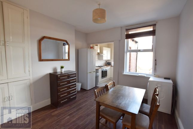 3 bed terraced house to rent in Sharrow Street, Sheffield, South Yorkshire S11