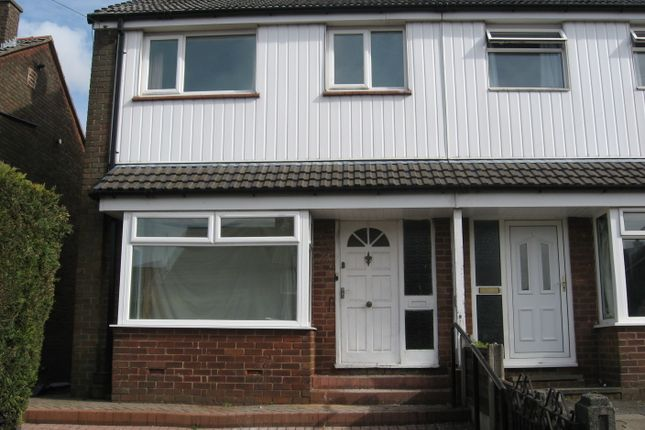 Thumbnail Semi-detached house to rent in The Link, Shaw, Oldham