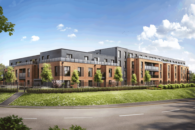 Thumbnail Property for sale in Guardian House Rotten Row, Lichfield