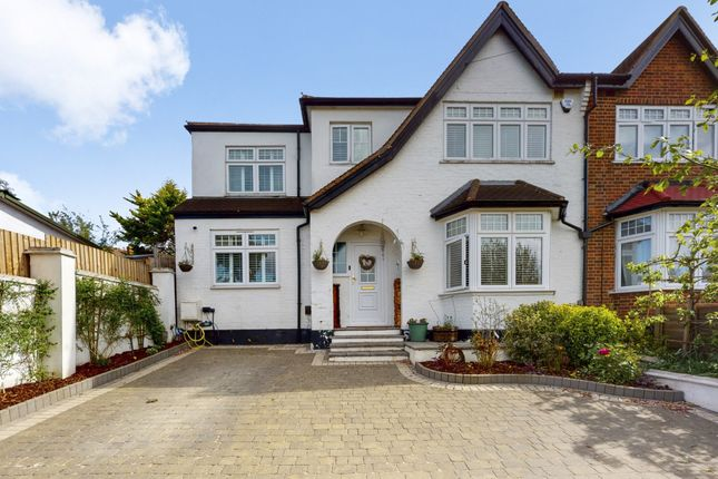 Thumbnail Semi-detached house for sale in Beaumont Road, London