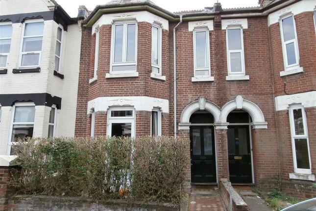 Thumbnail Terraced house to rent in Wilton Avenue, Southampton
